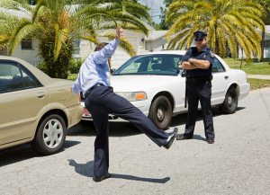 http://www.dreamstime.com/royalty-free-stock-photo-traffic-stop-sobriety-test-image5432615