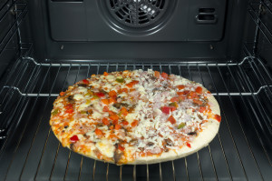 Pizza half baked