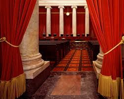 US Supreme Court Interior